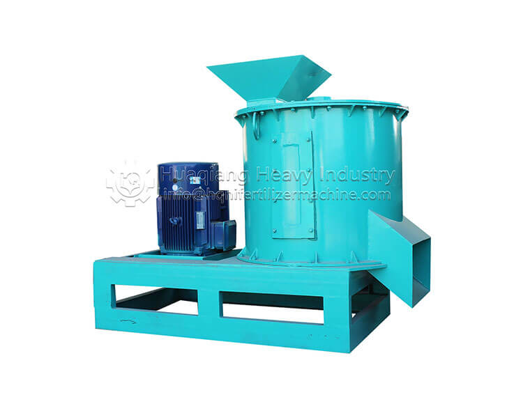 Half-wet Crusher Machine