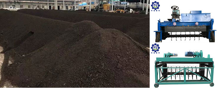 What are the reasons for organic fertilizer production line to ferment?