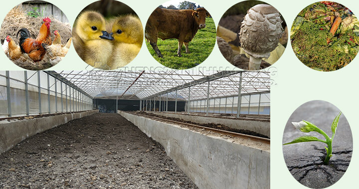 How much does it cost to invest in chicken manure organic fertilizer production line?